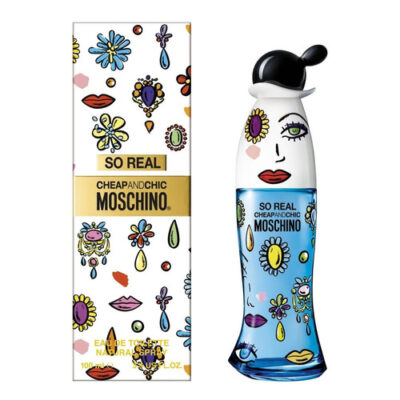 Moschino So Real | EDT
