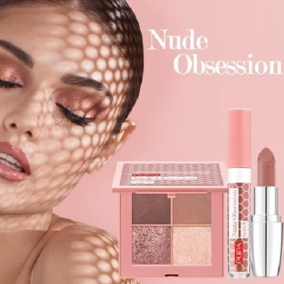 Nude Obession Palette Rosy Nude