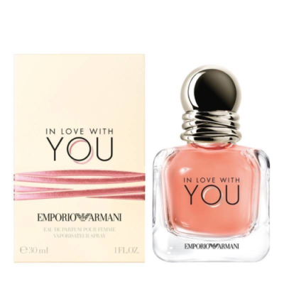 In Love With You   EDP