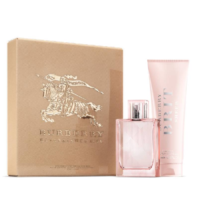 Cofre Burberry Brit Sheer | 50ml | EDT