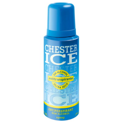 Chester Ice   DEO